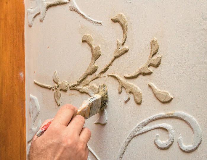 Декорируем стены объемной отделкой (6) (700x541, 416Kb)