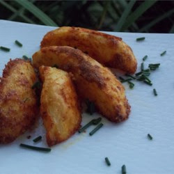 Curried Cottage Fries Recipe