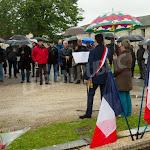 Gilly-lès-Cîteaux | Gilly-lès-Cîteaux : une cérémonie du 8 mai sous la pluie