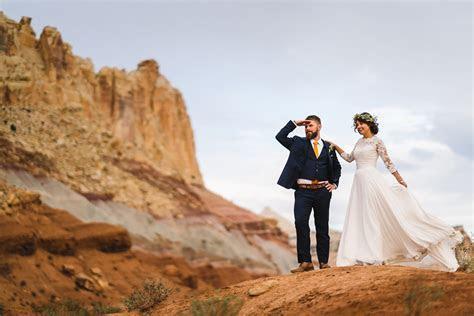Capitol Reef National Park Wedding Guide ? Austen Diamond