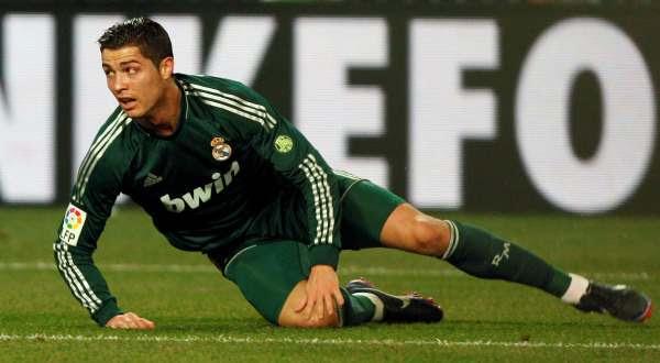 Cristiano Ronaldo dos Santos Aveiro (Foto: Reuters)