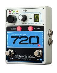 【正規輸入品】【メーカーお取り寄せ品】【2016年1月入荷予定】electro-harmonix 720 Stereo Lo...