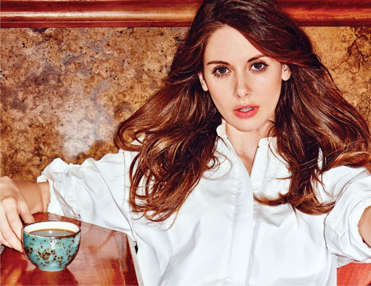 ALISON BRIE in Blackbook Magazine