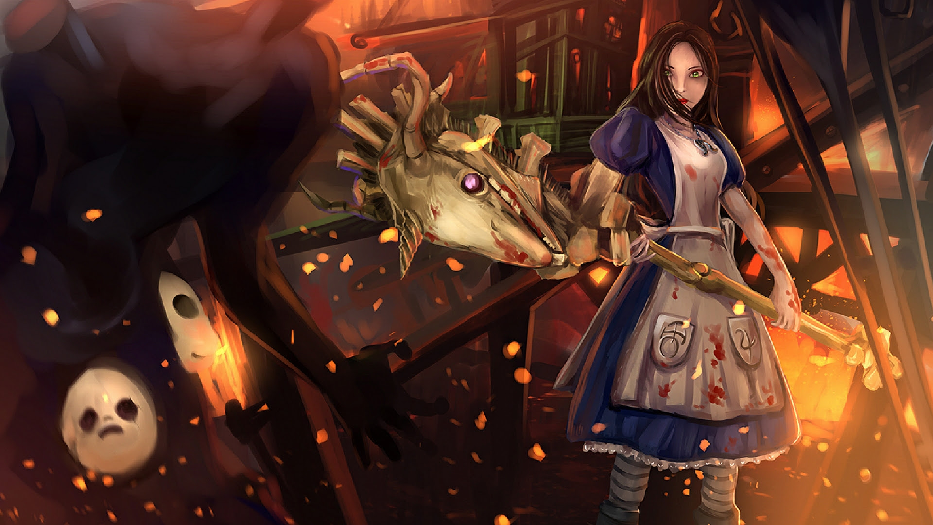 Alice Madness Returns Wallpaper Download Free Hd Wallpapers