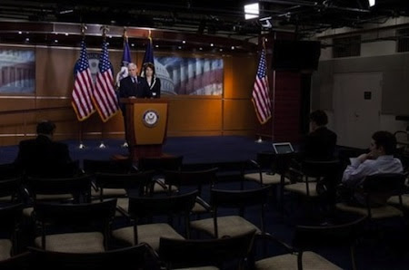 GOP press conference on HCR signing day