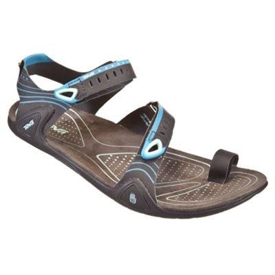 Black Sandals Teva Zilch Sandals For Ladies Black