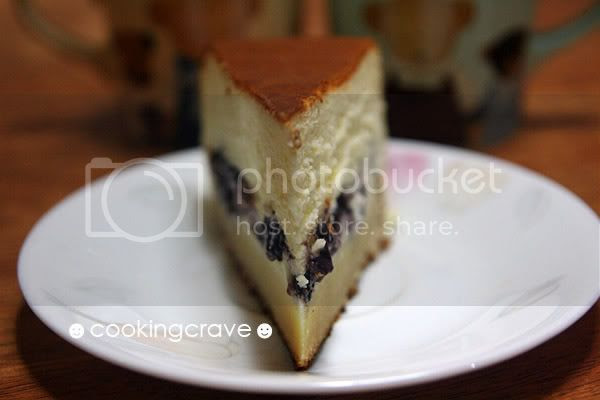 Blueberry Cheese Cake 2