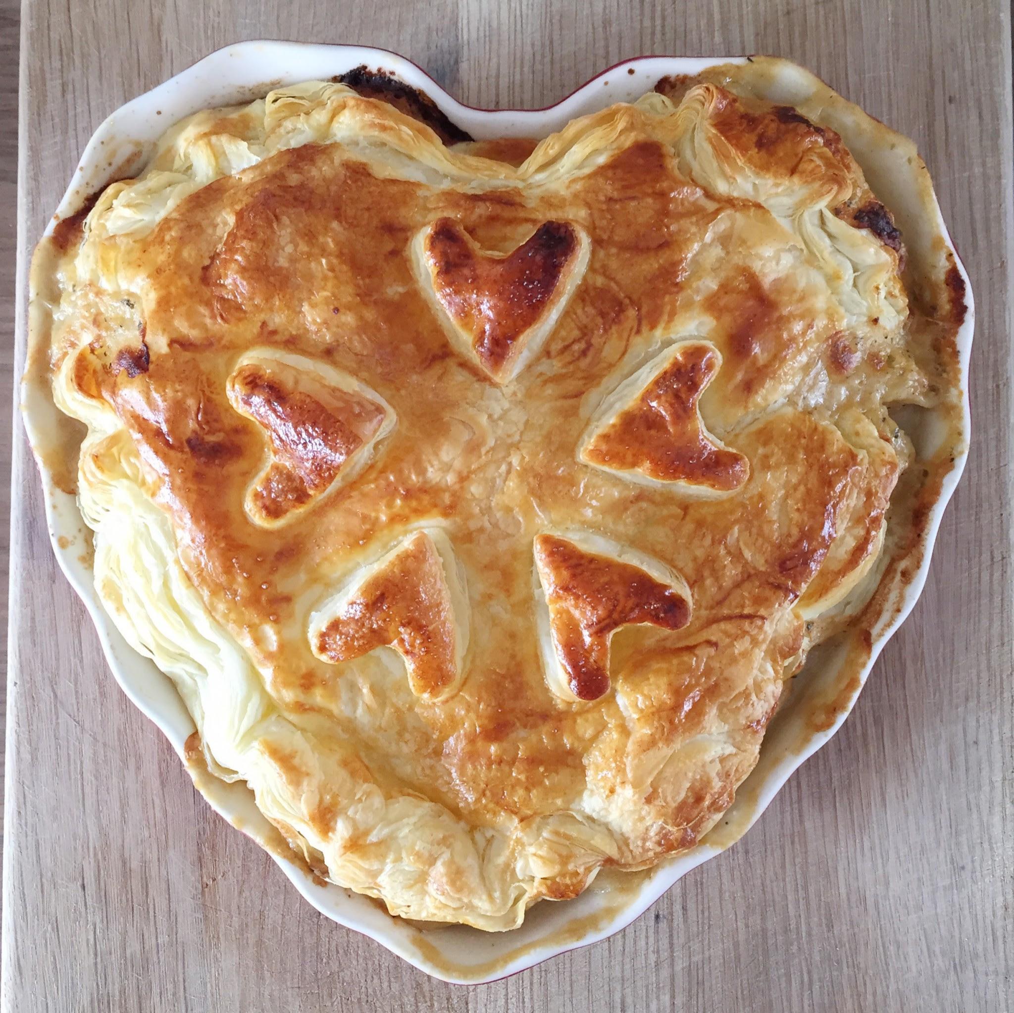 Jamie Oliver's chicken pie | Hello! Hooray!