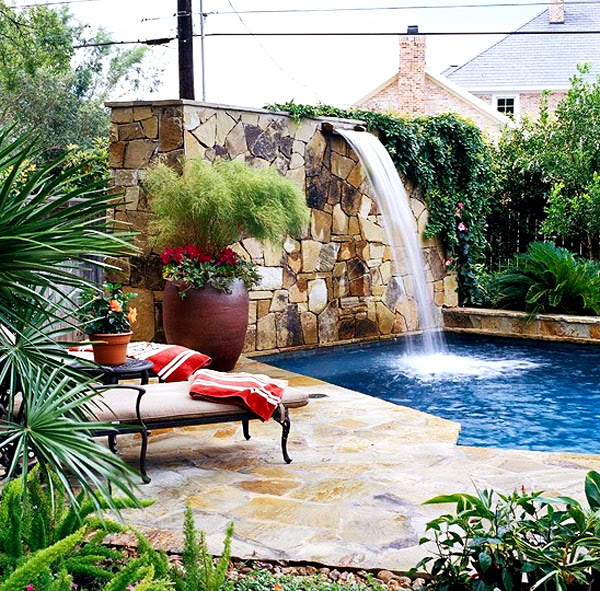 Back yard swimming pool designs home decorating excellence for Pool design kg