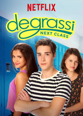 Degrassi: Next Class - Season 1