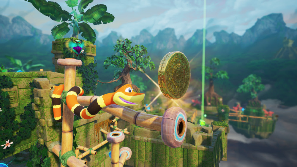 It's worth giving Snake Pass another look on Nintendo Switch screenshot