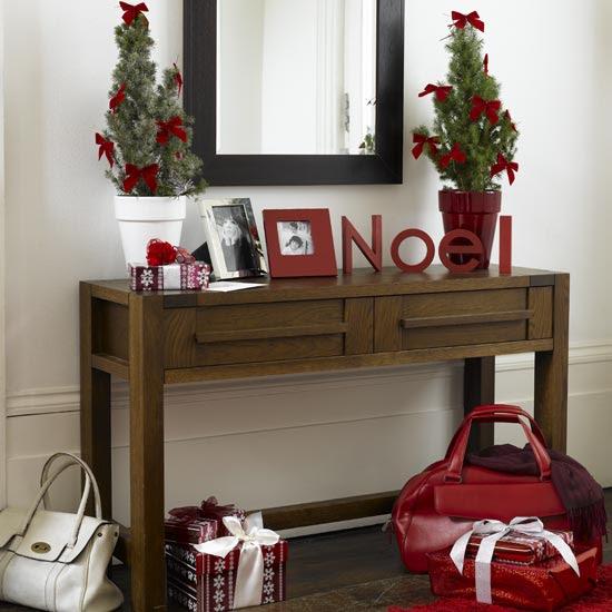 Original christmas decorative elements