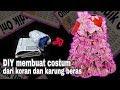 Cara Membuat Baju Dari Karung Bekas