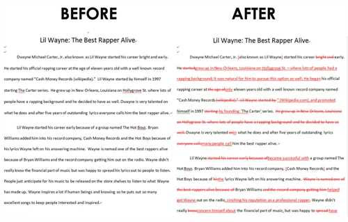 The write perfect college how for to essay