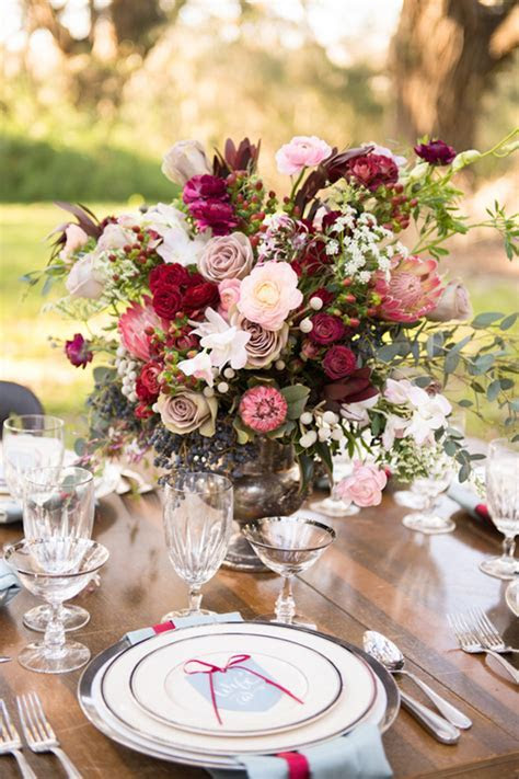 30 Most Beautiful Wedding Centerpieces For 2016 Fall