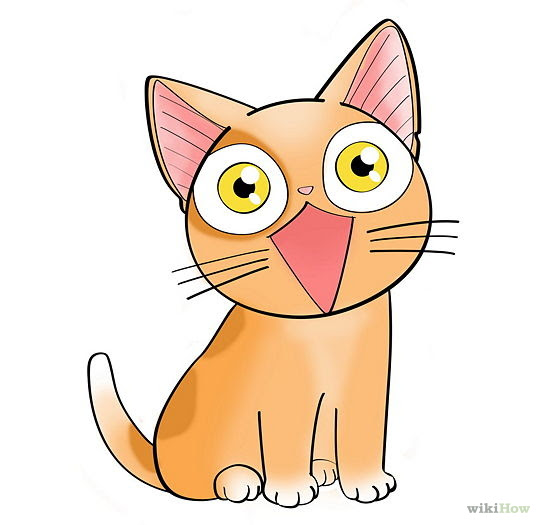 Free How To Draw An Anime Cat Download Free Clip Art Free Clip Art On Clipart Library