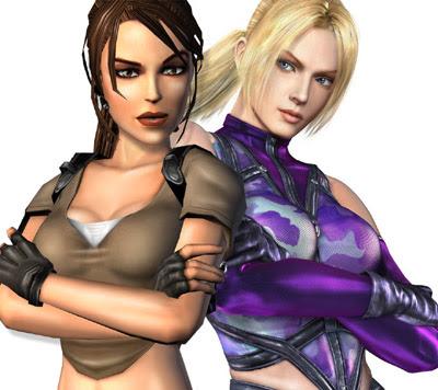 Lara Croft vs. Nina Williams