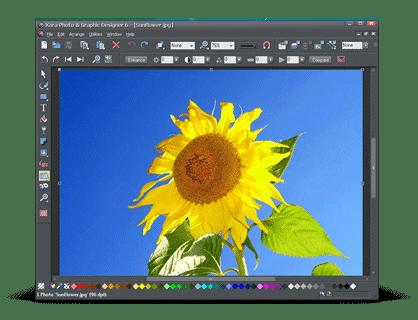 Xara Photo & Graphic Designer 6