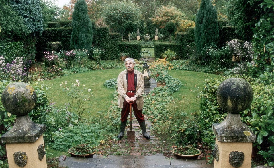 Image result for Sir roy strong garden