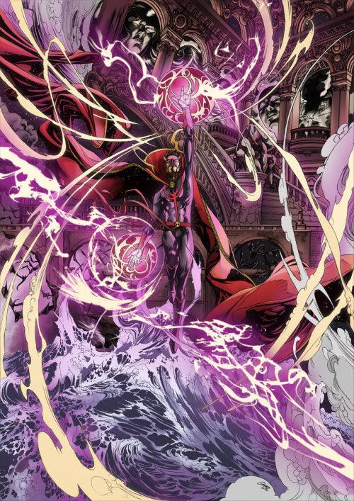 Doctor Strange by Titancross