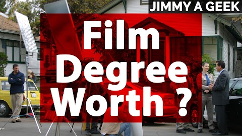 Is A Film Degree Worth It