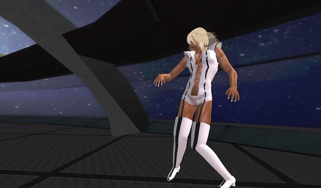 Flasherella Dancing