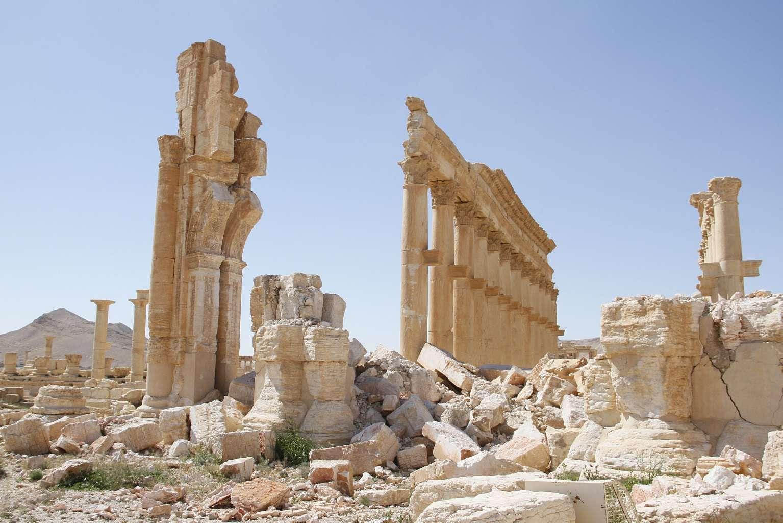 Risultati immagini per Palmira