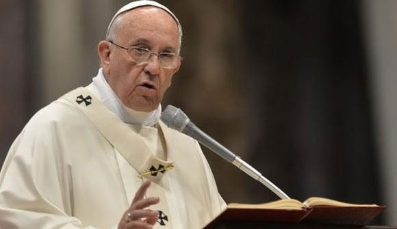Papa Francisco. Foto: EFE.