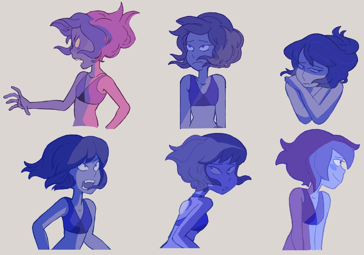 spectrum of lapis lazuli