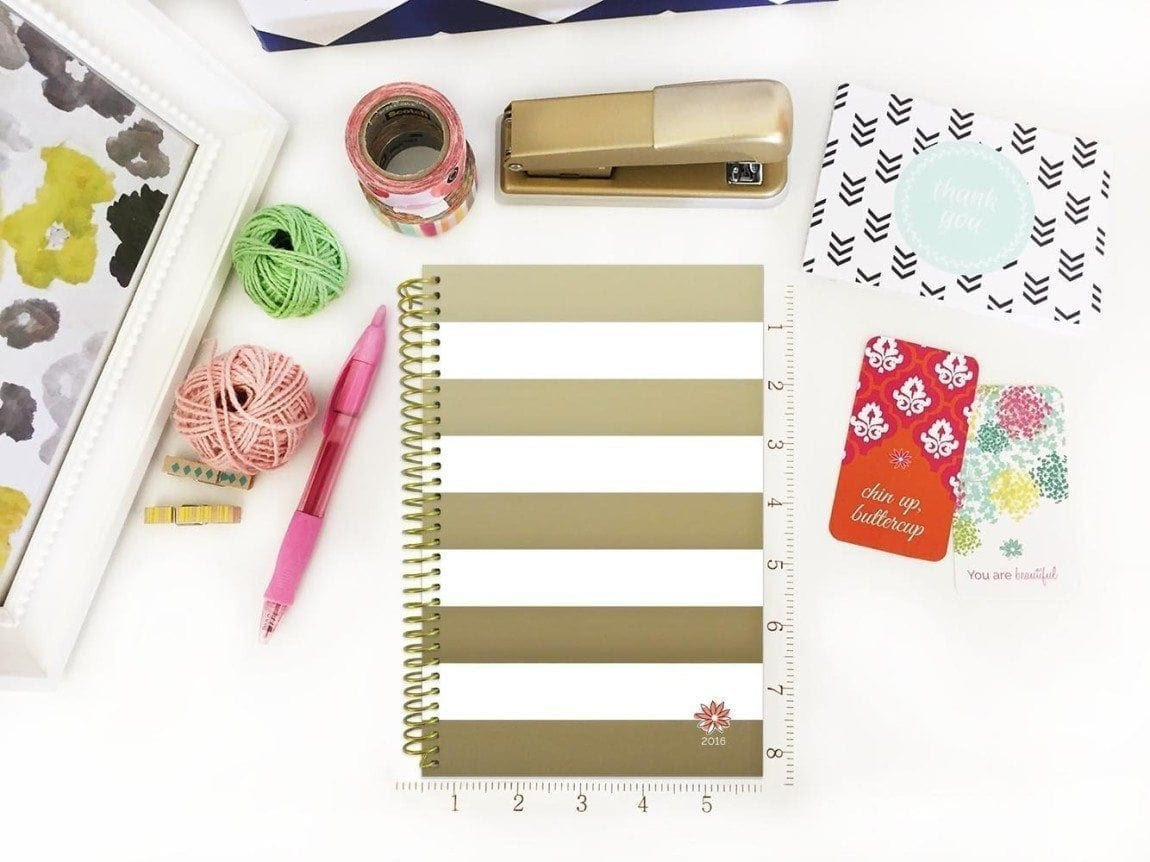 Get Organized For Success in 2016 - Planner Guide   Arts and Classy