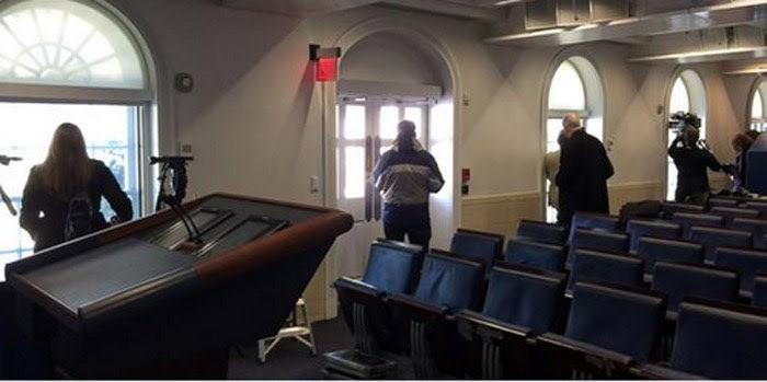 Δημοσιογράφοι στον Λευκό Οίκο