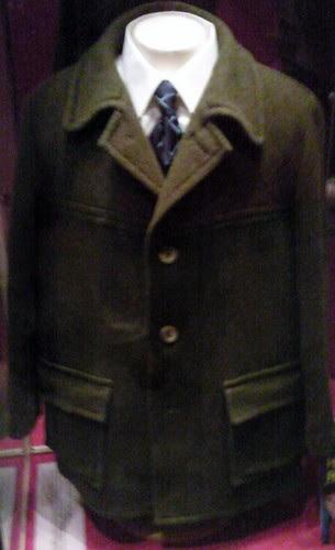 Michael Foot's 'donkey jacket'