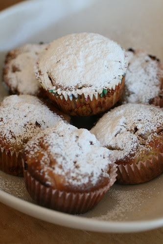 The best rhubarb muffins ever / Maailma parimad rabarberimuffinid