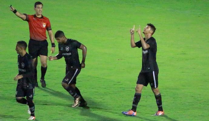 Igor Cassio, Botafogo Sub-20 (Foto: Sérgio Pais)