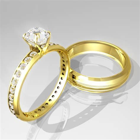 What does wedding ring look like?   What does it look like