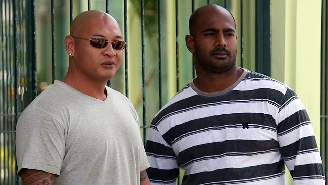 Arrests WorldWide Drug Enforcement BALI NINE RINGLEADERS ANDREW CHAN AND MYURAN SUKUMARAN ARE BOTH AWAITING EXECUTION FOR THEIR ROLE IN A 2005 DRUG BUST