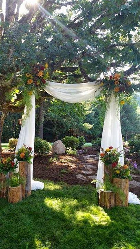 54 Inexpensive Backyard Wedding Decor Ideas   Future