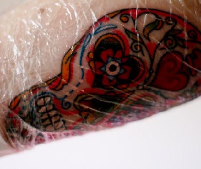 Como Se Cura Un Tatuaje
