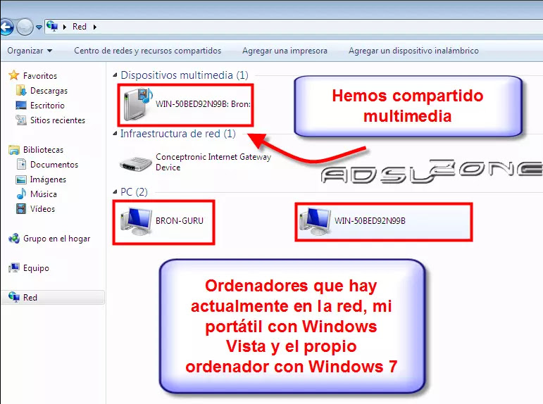 Red Local Windows 7