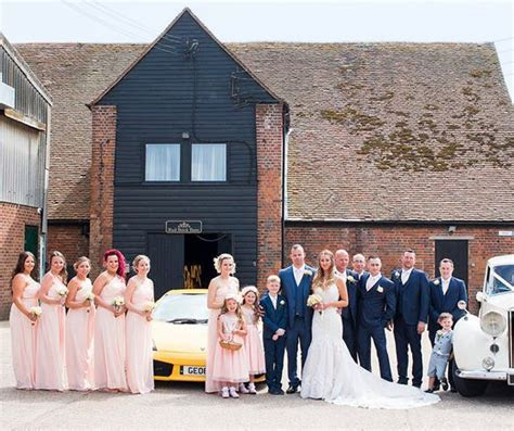 Red Brick Barn Wedding Venue   Sutton Hall Rochford