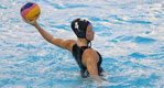Ciara Gibson-Byrne water polo