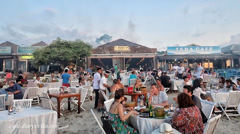 Seafood Bali Menega Cafe Jimbaran
