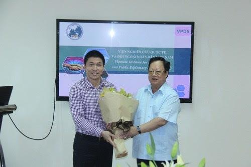 Vietnam institute for international studies makes debut, IT news, sci-tech news, vietnamnet bridge, english news, Vietnam news, news Vietnam, vietnamnet news, Vietnam net news, Vietnam latest news, Vietnam breaking news, vn news