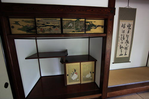 Japanese traditional style house interio by TANAKA Juuyoh (田中十洋), on Flickr