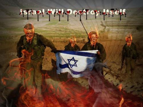 Tanda-Tanda Kehancuran Yahudi
