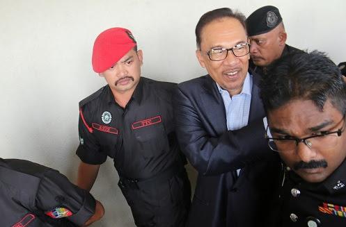 Perlantikan Raus langgar Perlembagaan Persekutuan - Anwar