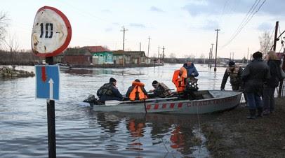МЧС сообщило о подготовке к весенним паводкам в России