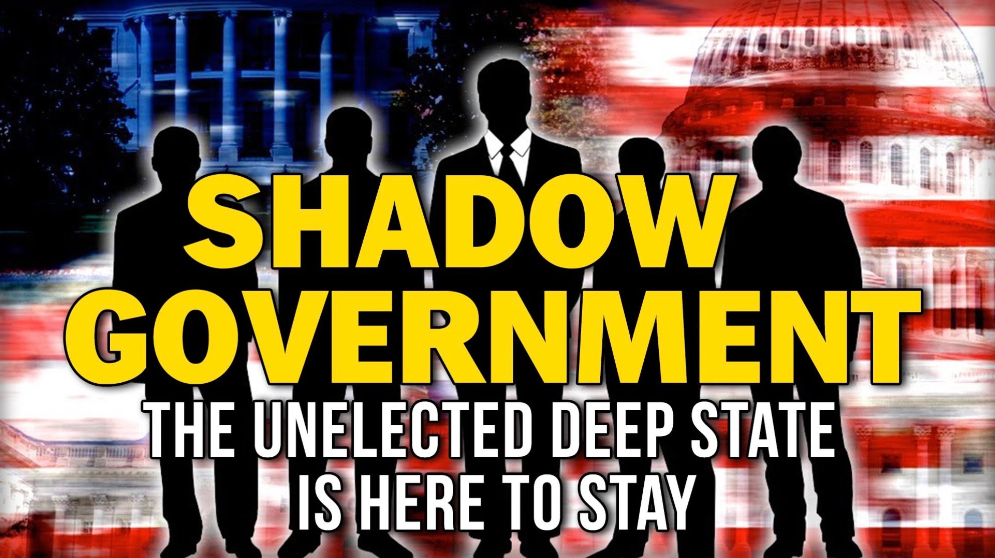 Image result for Shadow Government and Deep State