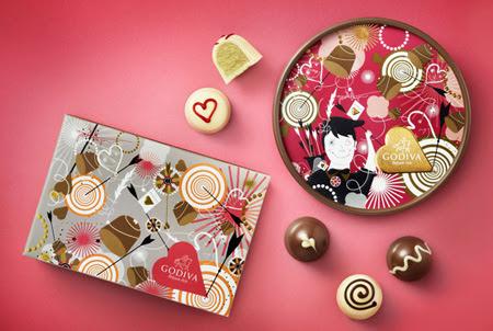 2013,2013ホワイトデーゴディバチョコレート,ゴディバホワイトデー限定チョコレート,デパート,百貨店,松菱