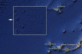 Imagen:Atlántida en Google Earth